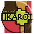 logotipo ikaro aromas